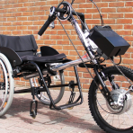 Power Assisted Handcycle