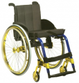 Folding Wheelchair Developments