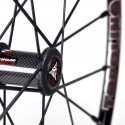 Sports Chairs Performance Improved Through Carbon Fibre Spokes