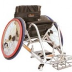 Rugby Wheelchair defensive