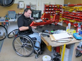 Wheelchair maintenance