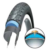 Puncture Resistant Tyres