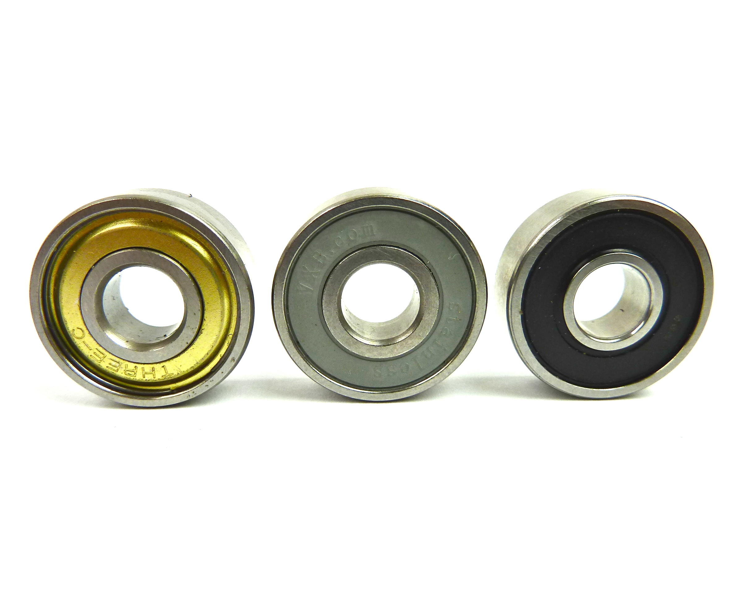 Front Caster Bearings