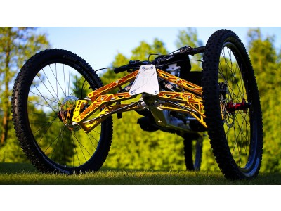 Sport-On Explorer 3 handcycle