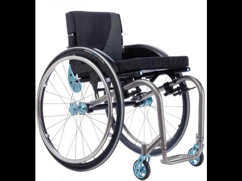 Kuschall K-Series Titanium - Rigid Chairs - Everyday