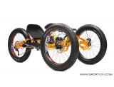Sport-On FAT Explorer handcycle