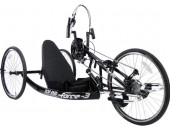 Top End New updated Force 3 handcycle