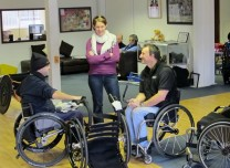 Draft Wheelchairs Showroom